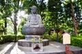 Buddha Statue At Sensoji Tokyo Japan 2016 Royalty Free Stock Photo