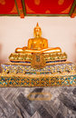 Buddha statue of thailand Stock Photos