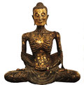 Buddha Statue of torture Royalty Free Stock Photos