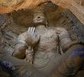 Buddha Stone Carving of Yungang grottoes