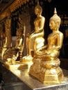 Buddhas图象 库存图片