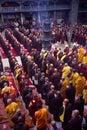 Buddhism ceremony Stock Photos
