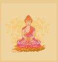 Buddhism Pattern