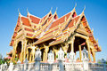Buddhism pavilion Royalty Free Stock Photography