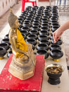 Buddhist goodness Royalty Free Stock Photo
