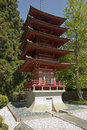 The Buddhist pagoda Stock Photography