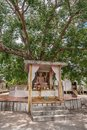 Buddhist Shrine at Phnom Chiso Royalty Free Stock Photo
