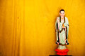 Buddhist statue in vietnam buddha Royalty Free Stock Photos