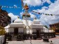 Buddhist Stupa Royalty Free Stock Photo