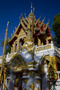 Buddhist temple Royalty Free Stock Images