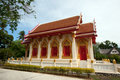 Buddhist temple Stock Image