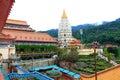 Buddhistické chrám, malajsie