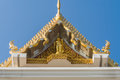 This is a buddhist temple songkhla thailand Royalty Free Stock Images