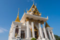 This is a buddhist temple songkhla thailand Stock Photography