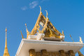 This is a buddhist temple songkhla thailand Stock Image