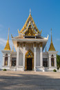 This is a buddhist temple songkhla thailand Royalty Free Stock Image