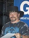 Buddy Jewell - CMA Music Festival 2009 Royalty Free Stock Photo