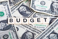 Budget Royalty Free Stock Photo
