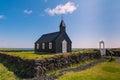Budir church Royalty Free Stock Photo