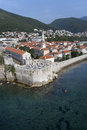 Budva old town Royalty Free Stock Photo