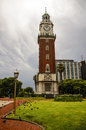 Buenos aires argentina the englishmen clock tower Royalty Free Stock Images