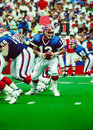 Buffalo Bills QB de Jim Kelly Fotografía de archivo
