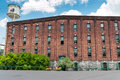 Buffalo trace distillery in frankfort kentucky usa july ky is a brand of straight bourbon whiskey Royalty Free Stock Photos