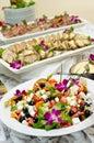 Buffet Table Food Stock Photos