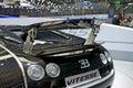 Bugatti Veyron 2014 Royalty Free Stock Photo