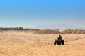 Buggy safari in Egypt. Extreme off road racing.