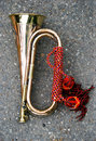Bugle Royalty Free Stock Photo