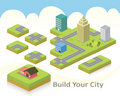 Build your city Stock Images