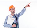 A builder Stock Photography