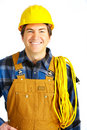 Builder Stock Image