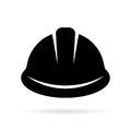 Builder hard hat icon Royalty Free Stock Photo