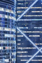 Building abstract details of modern office Stock Photo