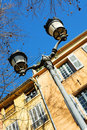 Building in Aix-en-provence Royalty Free Stock Photos