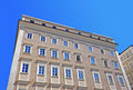 Building in Austria Royalty Free Stock Photo