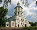 The building of Chernihiv Collegium, Ukraine Royalty Free Stock Photo