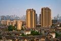 Building at Chongqing Royalty Free Stock Photography