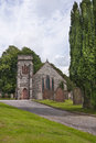 Building, Church, Corsock, Dumfriesshire, Scotland Royalty Free Stock Image