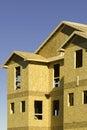 Building corner Стоковые Изображения RF