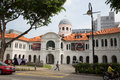 Building st joseph s institution in singapore january is a catholic secondary school for male students it was founded it is Stock Image