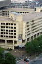 FBI building in Washington Royalty Free Stock Photo
