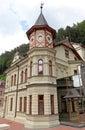 Building in town Trencianske Teplice