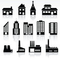 Buildings Royalty Free Stock Photography