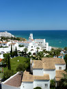 Buildings Algarve 2 Royalty Free Stock Photo