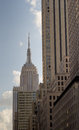 Buildings on Fifth Avenue, NYC Stock Photos