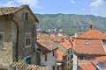 Buildings in Kotor Royalty Free Stock Photo