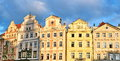 Buildings from Prague Royalty Free Stock Photo